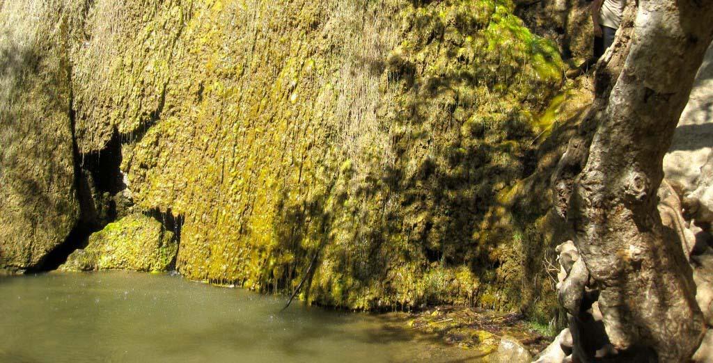 Upper Escondido Falls in Malibu