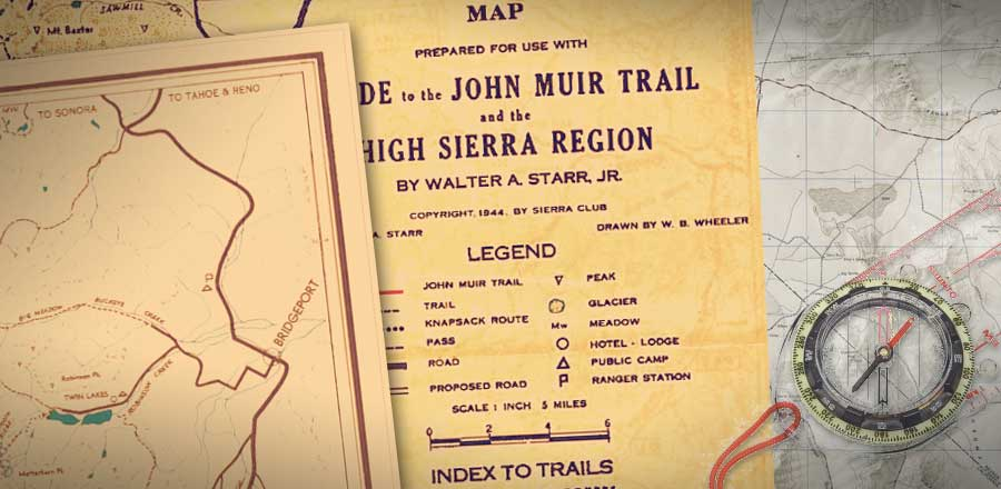 Planning for the John Muir Trail