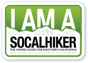 Get your SoCalHiker stickers now
