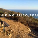 Aliso Peak Trail has great coastal views