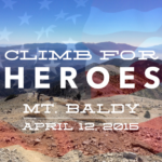 Team SoCalHiker: Climb for Heroes