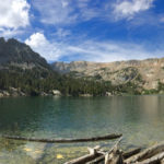 Crystal Lake is a perfect day hike in Mammoth Lakes