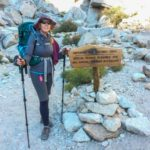 Nearing the end of the High Sierra Trail