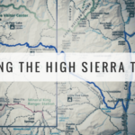 Hiking the High Sierra Trail