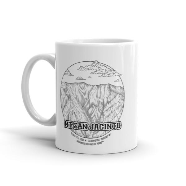 Mt San Jacinto Mug