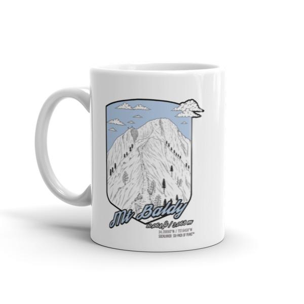 Mt Baldy Mug