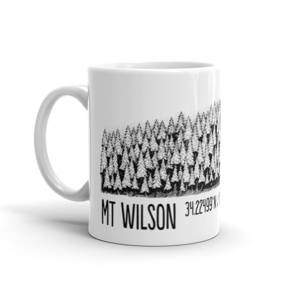 Mt Wilson Mug