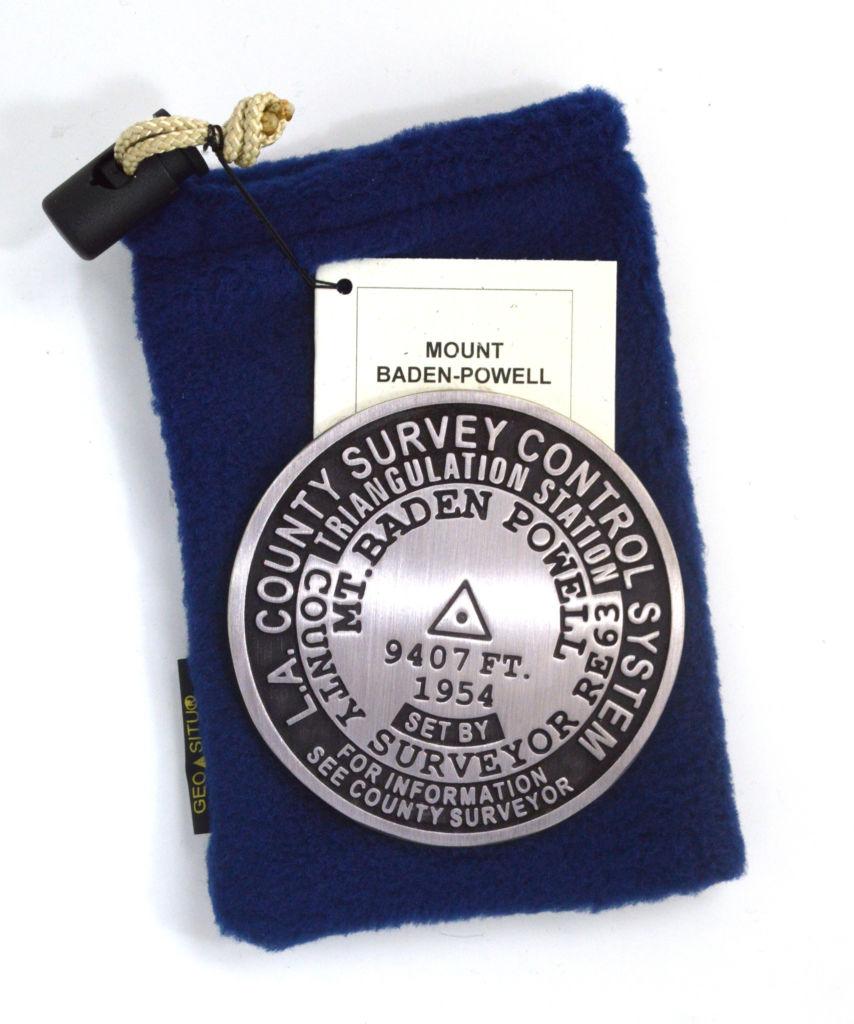 Mt Baden-Powell Replica Benchmark