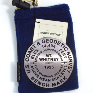 Mt Whitney Replica Benchmark