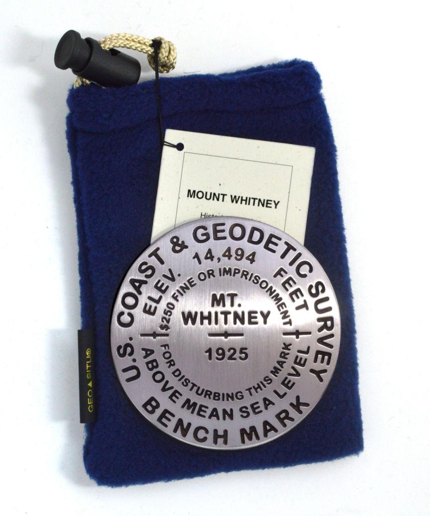 Mt Whitney Replica Benchmark
