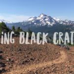 Hike Black Crater in the Three Sisters Wilderness