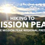 Hiking to Mission Peak