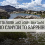 Day 3 - North Lake / South Lake Loop