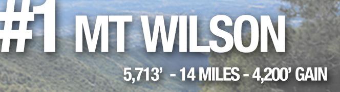 Mt Wilson