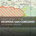 Trails up San Gorgonio reopen