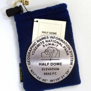 Half Dome replica benchmark