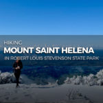 Hike Mount Saint Helena