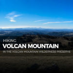 Hiking Volcan Mountain