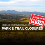 Park and Trail Closures due to the Coronavirus