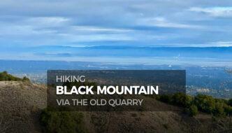 Hiking Black Mountain